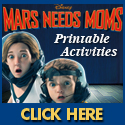 Download Mars Needs Moms Printable Activities
